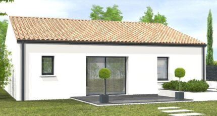 Avant-projet L'HERMENAULT - 70 m² - 2 chambres 2486-1906modele720170615ZI6CG.jpeg - LMP Constructeur