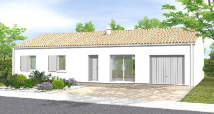 Avant-projet ST JULIEN DES LANDES - 80 m² - 3 cham 2485-1906modele620141110kZaux.jpeg - LMP Constructeur