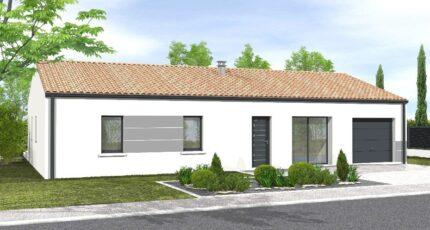 Avant projet NIORT  89 m² - 4 chambres 2484-1906modele620141110bTy4Z.jpeg - LMP Constructeur