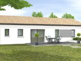 Avant projet NIORT  89 m² - 4 chambres  LMP Constructeur