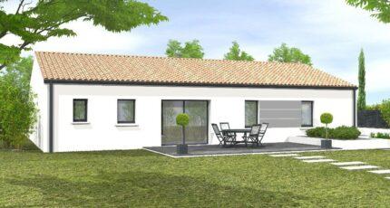 Avant projet NIORT  89 m² - 4 chambres 2484-1906modele720141110kZDsc.jpeg - LMP Constructeur