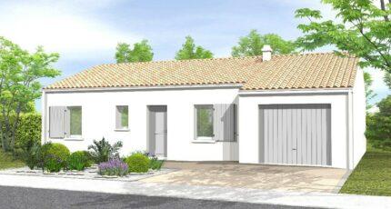 Avant-projet La Roche Sur Yon  79m² - 3 chambres 2483-1906modele620141110gVVqC.jpeg - LMP Constructeur