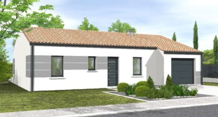 Avant-projet MONTAIGU - 90 m² - 4 chambres 2481-1906modele620141110iHh7q.jpeg - LMP Constructeur