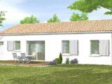 Avant-projet BOULOGNE - 84 m² - 3 chambres  LMP Constructeur