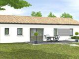 Avant-projet TIFFAUGES - 103 m² - 4 chambres  LMP Constructeur