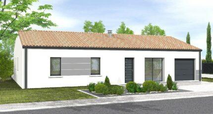 Avant-projet TIFFAUGES - 103 m² - 4 chambres 2478-1906modele620141110FzBAH.jpeg - LMP Constructeur