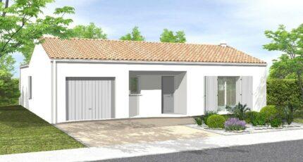 Avant-projet CLISSON - 90 m² - 3 chambres 2477-1906modele620141110n7DNd.jpeg - LMP Constructeur