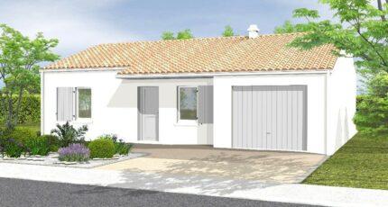 Avant Projet LA GENETOUZE  58 m² - 1 chambre 2468-1906modele620141110y3bTM.jpeg - LMP Constructeur