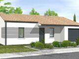 Avant-Projet AIZENAY  81 m² - 3 chambres  LMP Constructeur