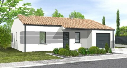 Avant-Projet AIZENAY  81 m² - 3 chambres 2466-1906modele620141110uz8I8.jpeg - LMP Constructeur