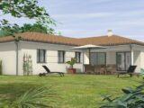 Avant-Projet FOUGERE - 140 m² - 4 chambres  LMP Constructeur
