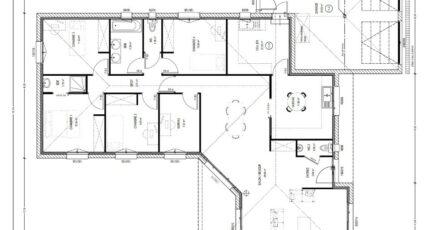 Avant-Projet FOUGERE - 140 m² - 4 chambres 3811-3430modele620140818GUyob.jpeg - LMP Constructeur