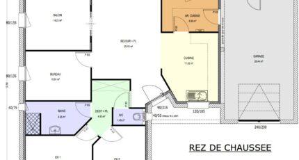 Avant-Projet AIZENAY - 96 m2 - 3 chambres 3797-3430modele620140818cD9mp.jpeg - LMP Constructeur