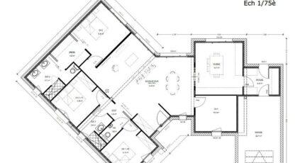 Avant-Projet CHALLANS - 130 m2 - 4 chambres 3805-3430modele620140818KTm35.jpeg - LMP Constructeur