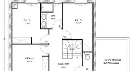 Avant-Projet CLOUZEAUX - 110 m² - 3 chambres 3803-3430modele720140818sfi3T.jpeg - LMP Constructeur