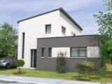 Avant-Projet BEAUREPAIRE - 130 m2 - 4 chambres  LMP Constructeur
