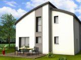 Avant-Projet GUERINIERE - 90 m2 - 3 chambres  LMP Constructeur