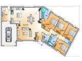 Avant-projet Château DOlonne 4 chambres  LMP Constructeur