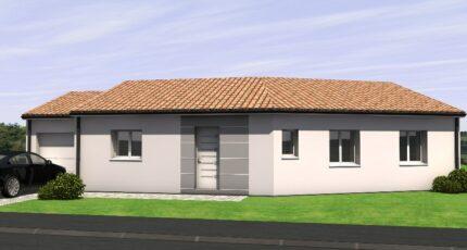 Avant Projet Falleron 90 m² - 3 Chambres 5951-1906modele62016091242NQL.jpeg - LMP Constructeur