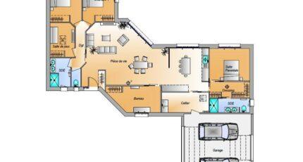 Avant projet Challans - 5 chambres - 136m² 15643-1906modele620180928eH66R.jpeg - LMP Constructeur