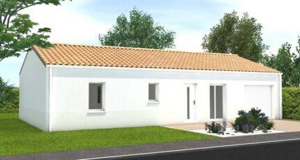 Avant projet Saint Cyr En Talmondais - 3 chambres  - LMP Constructeur
