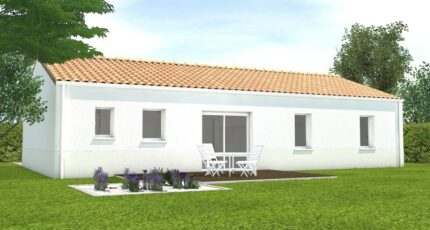 Avant projet Saint Cyr En Talmondais - 3 chambres 16434-1906modele720181031eoEoM.jpeg - LMP Constructeur