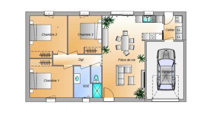 Avant projet Saint Cyr En Talmondais - 3 chambres 16434-1906modele820181031yOJgy.jpeg - LMP Constructeur