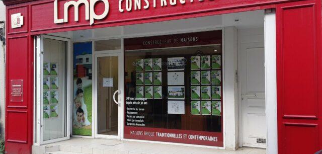 Agence construction maison à Les Herbiers (85500)